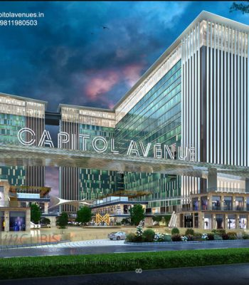 Capitol Avenue Sector 62 Noida